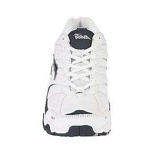 Mens Cross Training Shoe White/Silver  Avia Shoes Mens Athletic