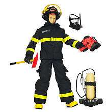 Joe First Responder Firefighter Action Figure   Hasbro   ToysR