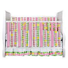 Wonder Bumpers   The Safer Alternative Tickled Pink 38 Set   Go Mama