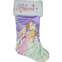 Disney Princess 20 inch Satin Christmas Stocking   Belle, Sleeping