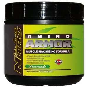 Amino Armor Lemonade   252 grams,(John Scott Nitro