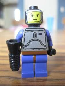 LEGO Star Wars Jango Fett Set # 7153 RARE