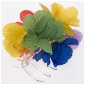 SALE Rainbow Flower Hair Comb SALE Beauty