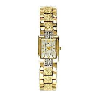 Dial & Austrian Crystal Accents  Elgin Jewelry Watches Ladies