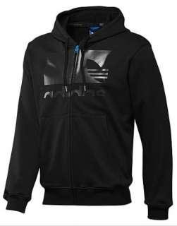 NEW Mens Adidas Originals WICKING Logo Retro Hoodie Sweater Shirt