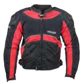 NF 7001 Armored Waterproof Mens Textile Motorcycle Jacket Mesh Panels