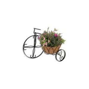 Bicycle Coco Basket Planter, 15 Black