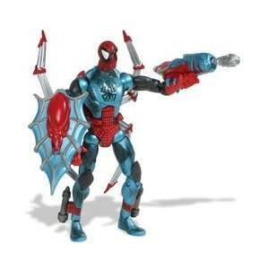 Amazing Spider Man Series 19 Sneak Attack Spider Man Toys & Games