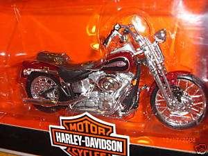HARLEY DAVIDSON 2001 FXSTS SPRINGER SOFTAIL SERIES #12
