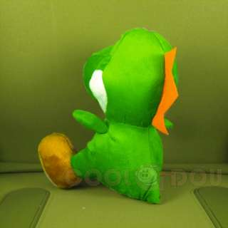 Super Mario Bros YOSHI Plush Doll Figure w/ Suction Cup