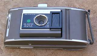 Polaroid J66 Land Camera. Vintage w adapter