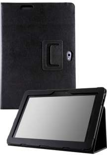 PU Leather Case Cover For Asus Eee Pad Transformer Prime TF201
