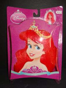 Disney Princess ARIEL The Little Mermaid Wig Costume
