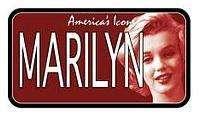 MARILYN MONROE License Plate CAR TAG NEW