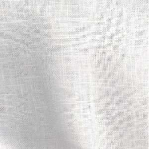 58 Wide Light Weight Irish Linen Fabric White By The