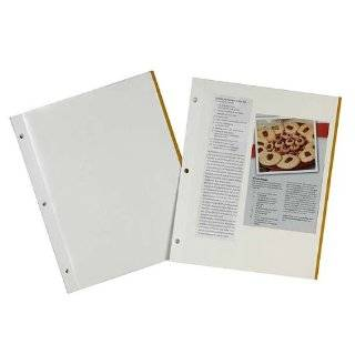 25 Pack  for All Meadowsweet Recipe Card Cookbooks: Home & Kitchen