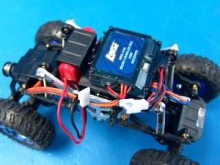 Team Losi Micro Rock Crawler 1/24 Scale R/C Electric Tuber 2.4GHz RTR