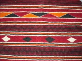 Hand woven Arabian Egyptian Bedouin Wool Cushion Cover