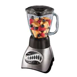 Oster 12 Speed Blender With Brushed Nickel Finish 6811 Blenders from