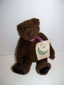 Boyds Bears Teddy Bear ~ Newton ~ with Tags