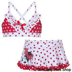 2T 3T 4T 5T 4 5 6 7 8 10 BIKINI Swimsuit Bathing Suit DISNEY