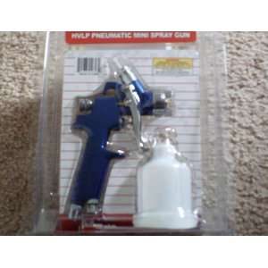 Hvlp Pueumaic Mini Air Spray Gun   Nozzle Size 0.8mm