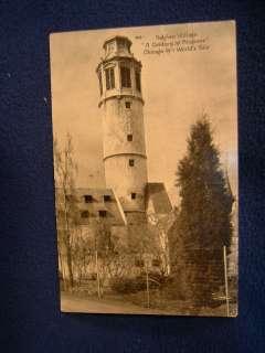 Belgian Village. 1933 Chicago Worlds Fair. Fine detail and condition