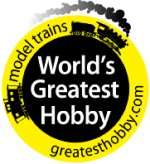 Bachmann HO Scale RTR McKinley Explorer Train Set