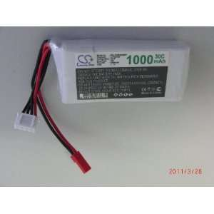 Battery For Airplane, Helicopter, Racing Car, Scale Boat: Electronics