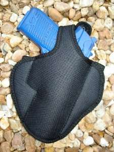 PANCAKE BELT SLIDE GUN HOLSTER FOR HK 45 HK45 P2000