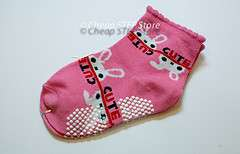 Boy Girl Unsex 100% Cotton Shoes Babys Sock 6 36 Months [Buy 5 Get 6