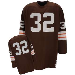 Mitchell & Ness Cleveland Browns 1964 Jim Brown Authentic Throwback