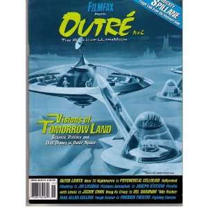 OUTRE #2 MAGAZINE (Spring 1995)(DISNEYLANDS TOMORROW LAND