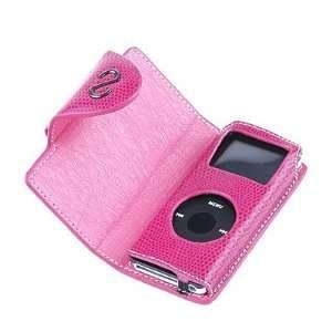 Naztech Leather Case for iPod Nano 2GB / iPod Nano 4GB