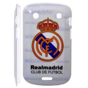 Real Mardrid Football Club Hard Case Cover For BlackBerry
