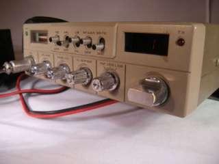 RARE PALOMAR SSB 500 MK II 40 CH USB LSB AM CB HAM RADIO W/ DC 6 POWER