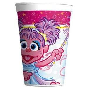Abby Cadabby Plastic Cup