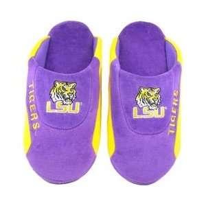 Louisiana State Fightin Tigers NCAA Low Pro Stripe Slippers Sports