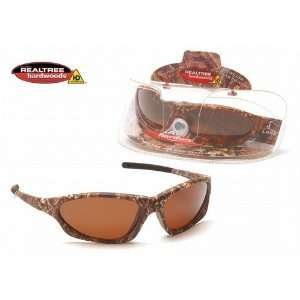 Realtree Hardwoods Polarized Camo Hunting Sunglasses SN