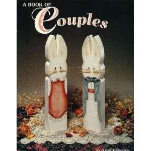 Book of Couples Craft Book Elaine Thompson Books