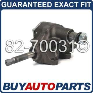 BRAND NEW MANUAL STEERING GEARBOX FOR CHEVY AMC BUICK PONTIAC OLDS