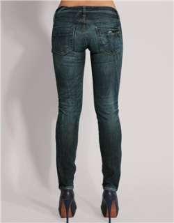 Miss Sixty  Miss Sixty Twisted Seam Zippy Jeans at