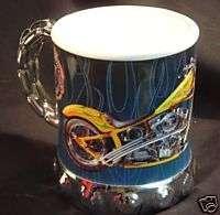 Orange Cnty Motorcycle CHOPPER MUG 2004 Easy Rider