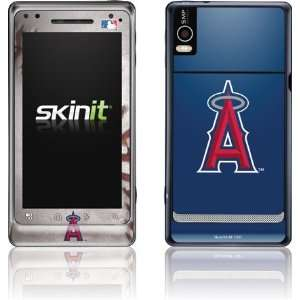 Los Angeles Angels Game Ball skin for Motorola Droid 2