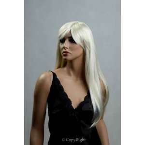 Brand New Blonde Female Wig Synthetic Hair For Ladies Personal Use Or