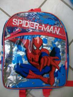 BACKPACKS  YOU PICK Star Wars MARIO Transformers SPIDERMAN Tinker Bell