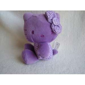 Hello Kitty 35th Anniversary Small Plush   5 Purple