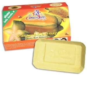 Carambola Honey Extra Whitening Soap 150g/5.3oz Beauty