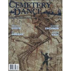 Dance # 24 (Cemetery Dance Magazine, Issue # 24): Stephen Mark