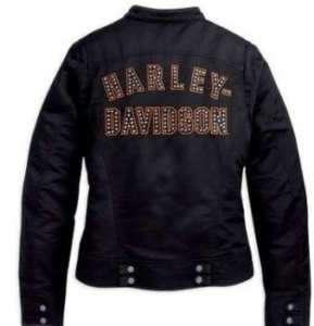 NWT Harley Davidson Radiance White Jkt 98420 09vw LRG
